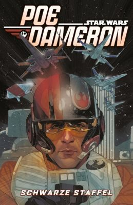 Star Wars Comics: Poe Dameron - Schwarze Staffel
