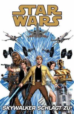 Star Wars Comics: Skywalker schlägt zu -  pdf epub