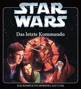 Star Wars, Das letzte Kommando - In der Gewalt des dunklen Jedi, 1 Audio-CD