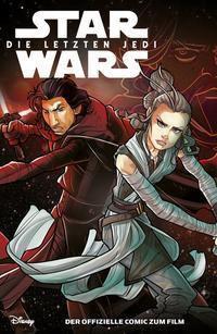 Star Wars: Die letzten Jedi, Alessandro Ferrari, Alessandro Pastrovicchio, Matteo Piana