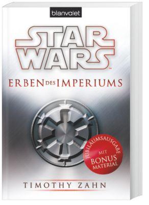 Star Wars - Die Thrawn Trilogie Band 1: Erben des Imperiums - Timothy Zahn pdf epub