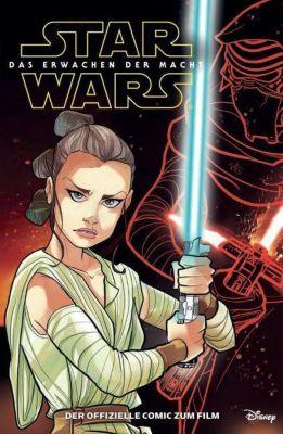Star Wars: Episode VII - Das Erwachen der Macht, Der offizielle Comic zum Film, Alessandro Ferrari, Alessandro Pastrovicchio, Matteo Piana