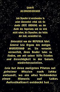Star Wars: Episode VII - Das Erwachen der Macht, Der offizielle Comic zum Film - Produktdetailbild 2