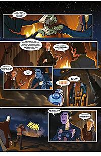 Star Wars: Episode VII - Das Erwachen der Macht, Der offizielle Comic zum Film - Produktdetailbild 1
