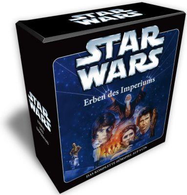 Star Wars, Erben des Imperiums, 4 Audio-CDs, Star Wars