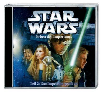 Star Wars - Erben des Imperiums - Teil 2: Das Imperium greift an, Star Wars