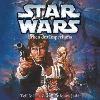 Star Wars - Erben des Imperiums - Teil 3: Der Zorn der Maria Jade - Star Wars |