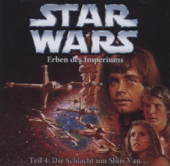 Star Wars - Erben Des Imperiums - Teil 4: Die Schlacht um Sluis Van - Star Wars |