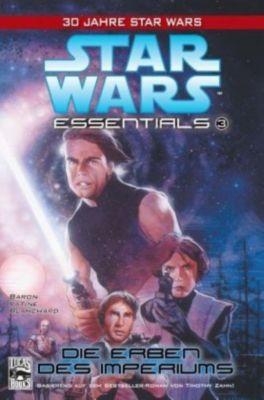 Star Wars - Essentials Band 3: Die Erben des Imperiums, Mike Baron