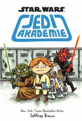 Star Wars Jedi Akademie - Jeffrey Brown |