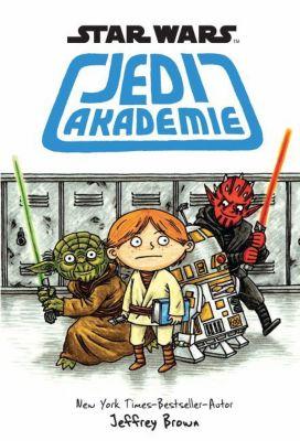 Star Wars Jedi Akademie - Jeffrey Brown pdf epub