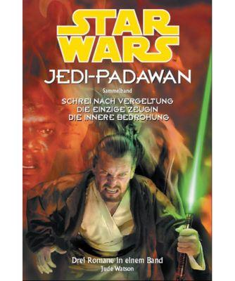 Star Wars - Jedi-Padawan Sammelband Band 6: Jedi-Padawan Band 16-19 - Jude Watson |