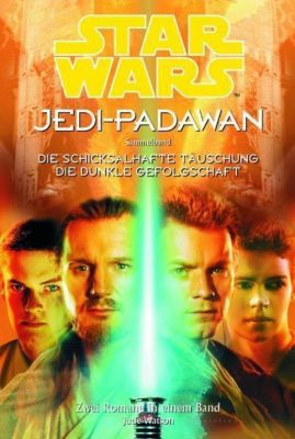 Star Wars - Jedi-Padawan Sammelband Band 7: Jedi-Padawan Band 20-21 - Jude Watson |