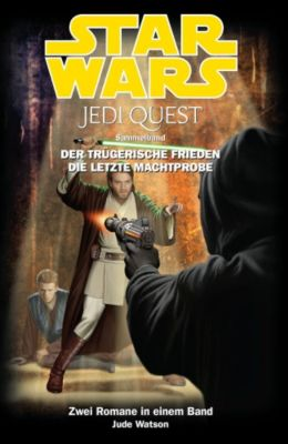 Star Wars - Jedi Quest Sammelband Band 4: Jedi Quest Band 10-11 - Jude Watson |