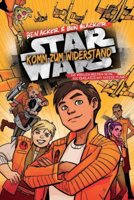 Star Wars: Komm zum Widerstand