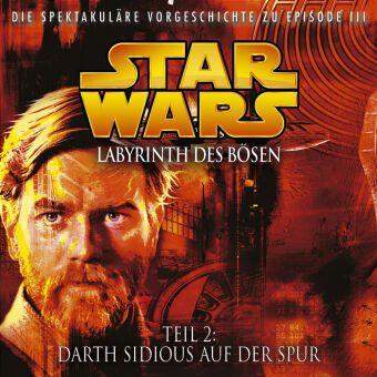 Star Wars - Labyrinth des Bösen - Teil 2: Darth Sidious auf der Spur -  pdf epub