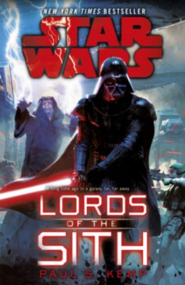 Star Wars: Lords of the Sith, Paul S. Kemp