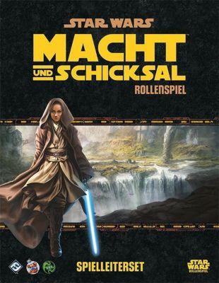 Star Wars, Macht und Schicksal - Spielleiterset - Sam Stewart |