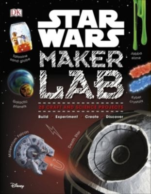 Star Wars Maker Lab, Liz Lee Heinecke, Cole Horton