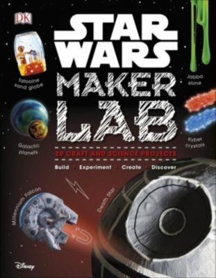 Star Wars Maker Lab, Liz L. Heinecke, Cole Horton