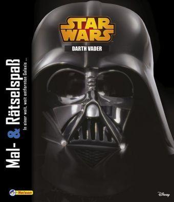 Star Wars: Mal- und Rätselspaß Darth Vader