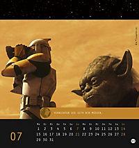 Star Wars, Meister Yoda Postkartenkalender 2019 - Produktdetailbild 8