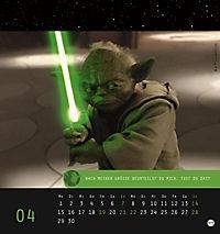 Star Wars, Meister Yoda Postkartenkalender 2019 - Produktdetailbild 5