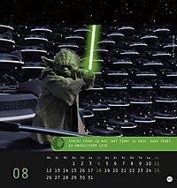 Star Wars, Meister Yoda Postkartenkalender 2019 - Produktdetailbild 9