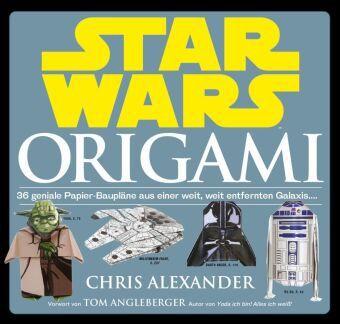Star Wars: Origami - Chris Alexander pdf epub
