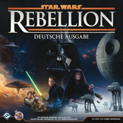 Star Wars: Rebellion (Spiel), Steven Kimball, Cory Konieczka