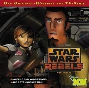 Star Wars Rebels, 2 Audio-CDs -  pdf epub