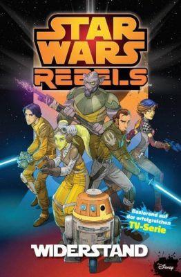 Star Wars Rebels Comic - Widerstand -  pdf epub