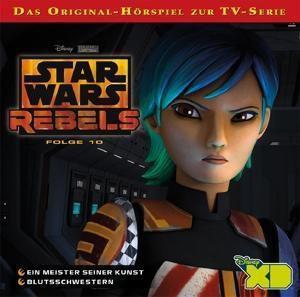 Star Wars Rebels - Ein Meister seiner Kunst, Audio-CD -  pdf epub