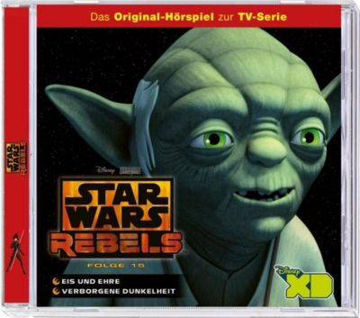 Star Wars Rebels - Eis und Ehre / Verborgene Dunkelheit, 2 Audio-CDs