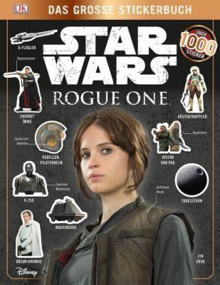 Star Wars Rogue One - Das große Stickerbuch -  pdf epub