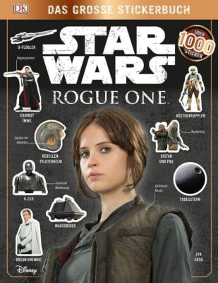Star Wars Rogue One - Das große Stickerbuch