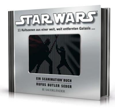 Star Wars Scanimation® Buch, Rufus Butler Seder
