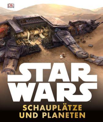 Star Wars Schauplätze und Planeten