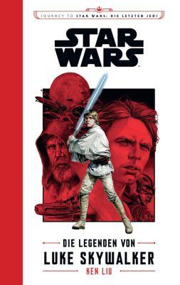 Star Wars: Star Wars: Die Legenden von Luke Skywalker, Ken Liu