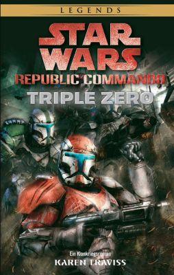 Star Wars: Star Wars: Republic Commando, Karen Traviss