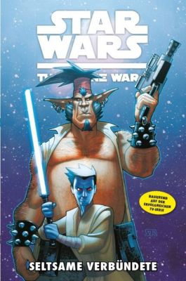 Star Wars - The Clone Wars (Comic zur TV-Serie) Band 11: Seltsame Verbündete