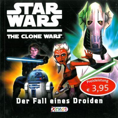 Star Wars The Clone Wars: Der Fall eines Droiden - Pablo Hidalgo pdf epub