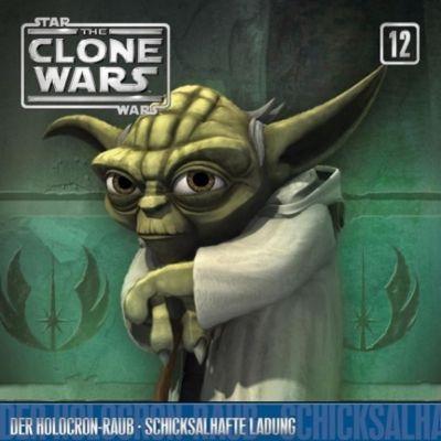 Star Wars - The Clone Wars: Der Holocron-Raub - Schicksalshafte Ladung