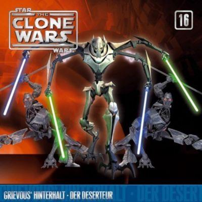 Star Wars - The Clone Wars: Grievous Hinterhalt / Der Deserteur - The Clone Wars |
