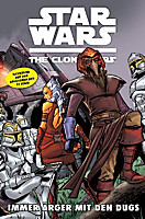 Star Wars, The Clone Wars - Immer Ärger mit den Dugs