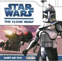 Star Wars The Clone Wars, Kampf auf Teth - Kirsten Mayer |