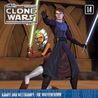 Star Wars - The Clone Wars: Kampf und Wettkampf / Die Waffenfabrik - The Clone Wars |