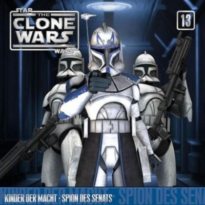 Star Wars - The Clone Wars: Kinder der macht - Spion des Senats, The Clone Wars