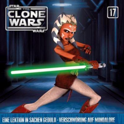 Star Wars - The Clone Wars: Lektion in Geduld / Verschwörung auf Mandalore, The Clone Wars