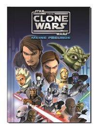 Star Wars, The Clone Wars - Meine Freunde -  pdf epub